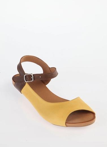%100 Deri Casual Ayakkabı Bueno